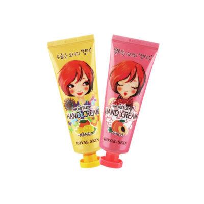 ROYAL SKIN - Moisture Hand Cream 60ml Peach