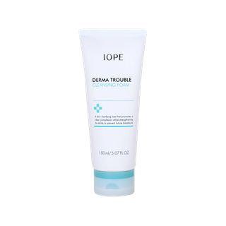 IOPE - Derma Trouble Cleasing Foam 150ml 150ml