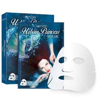 CHICA Y CHICO - Urban Princess Mask (Aqua) 1pc 27g