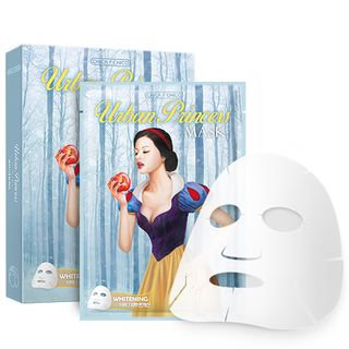 CHICA Y CHICO - Urban Princess Mask (Whitening) 1pc 27g