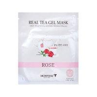 Skinfood - Real Tea Gel Mask (Rose) 1 sheet