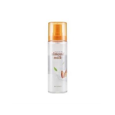 Missha - Almond Milk Facial Mist 80ml 80ml