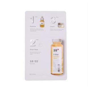 Missha - 3-Step Nutrition Mask 1.5g + 22g + 1.5g