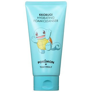 Tony Moly - Pokemon Kkobugi Hydrating Foam Cleanser 150ml 150ml
