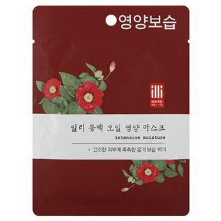 illi - Camellia Oil Nourishing Mask 1 sheet