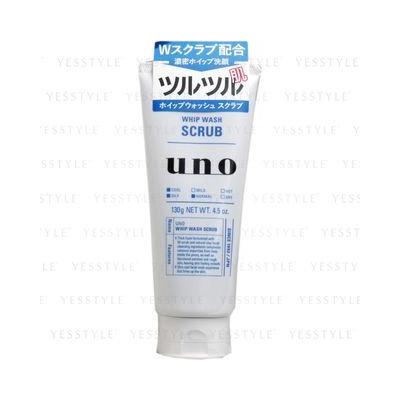 Shiseido UNO Whip Wash Scrub
