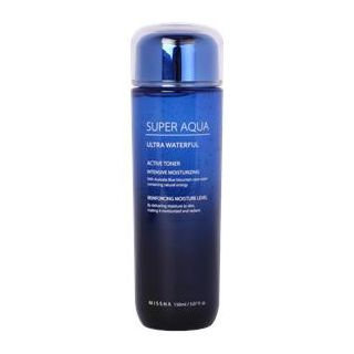 Missha - Super Aqua Ultra Waterful Active Toner 150ml 150ml