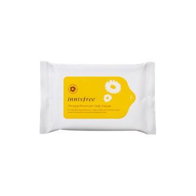 Innisfree - Chrysanthemum Lady Tissue 10 sheets 45g