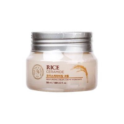 The Face Shop - Rice & Ceramide Moisturizing Cream 50ml 50ml