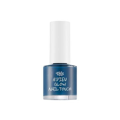 A'pieu APIEU - Glow Nail Touch (#BL05) 8.5ml