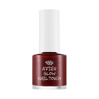 A'pieu APIEU - Glow Nail Touch (#RD04) 8.5ml