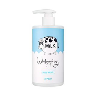 A'pieu APIEU - Milk Whipping Body Wash 480ml 480ml
