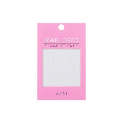 A'pieu APIEU - Jewel Deco Stone Sticker (Pearl) 1pc