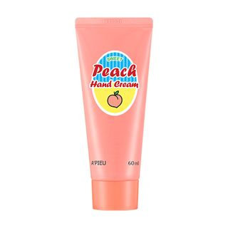 A'pieu APIEU - Peach Hand Cream 60ml 60ml