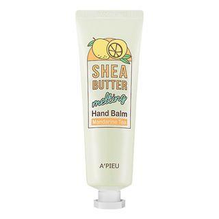 A'pieu APIEU - Shea Butter Melting Hand Balm (Mandarine Tea) 50ml 50ml