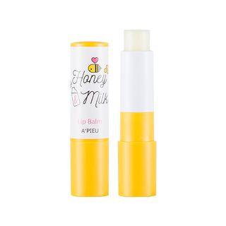 A'pieu APIEU - Honey & Milk Lip Balm 3.3g