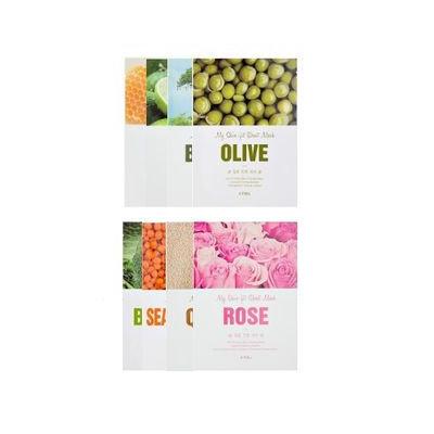 A'pieu APIEU - My Skin-Fit Sheet Mask 1pc (8 Flavors) Broccolli