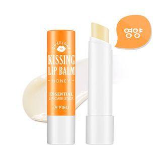 A'pieu APIEU - Everyday Kissing Lip Balm (Honey) 4g