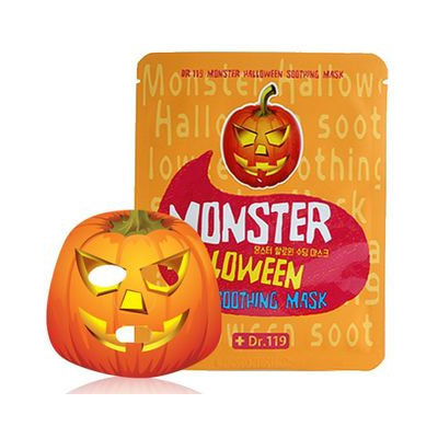 URBAN DOLLKISS - Dr. 119 Monster Halloween Soothing Mask 25ml
