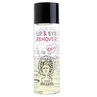 URBAN DOLLKISS - The Pure Fermented Lip & Eye Remover 100ml 100ml
