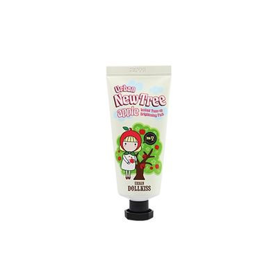 URBAN DOLLKISS - New Tree Apple Instant Tone-up Brightening Pack (Mini) 30g 30g