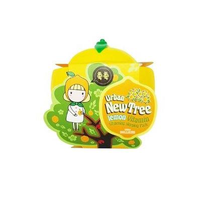 URBAN DOLLKISS - New Tree Lemon Vitamin Whitening Sleeping Pack 100ml 100ml