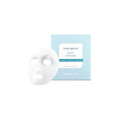 THANK YOU FARMER - True Water Deep Cotton Mask 1pc 25ml x 1pc