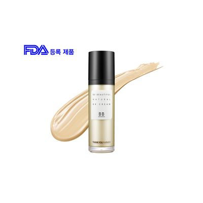 THANK YOU FARMER - Be Beautiful Natural BB Cream SPF30 PA++ 40ml 40ml