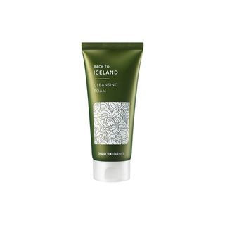 THANK YOU FARMER - Back To Iceland Cleansing Foam 120ml 120ml