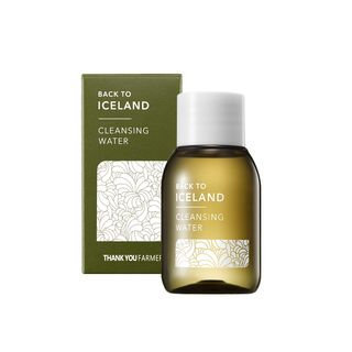 THANK YOU FARMER - Back To Iceland Cleansing Water 30ml 30ml