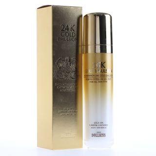 URBAN DOLLKISS - Agamemnon 24K Gold Emulsion 130ml 130ml