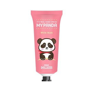 URBAN DOLLKISS - Its Real My Panda Hand Cream 30ml (#01 White Musk) 30g