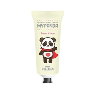 URBAN DOLLKISS - Its Real My Panda Hand Cream 30ml (#03 Sweet Citron) 30g