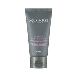 A'pieu APIEU - Aqua Nature Blackhead Clean-Off Nose Pack 50ml 50ml