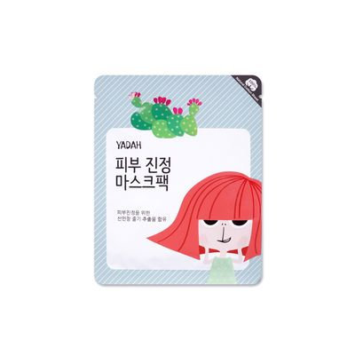 YADAH - Soothing Mask Pack 1pc 25g