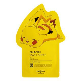 Tony Moly - Pokemon Pikachu Mask Sheet (Moisturizing) 1pc 21g
