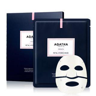 AGATHA - French Petal Hydro Mask (Rose) 1pc 25ml