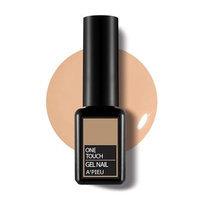 A'pieu APIEU - One-Touch Gel Nail (#BE02 Cream Mocha) 6ml