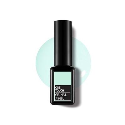A'pieu APIEU - One-Touch Gel Nail (#GR01 Mint Jelly) 6ml