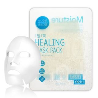 No:hj no: hj - 1 Pack A Day Mask Pack Aloe-Moisture Program 1pc 25g