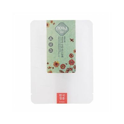No:hj no: hj - Aqua Soothing Mask Pack Pearl 1pc 25g