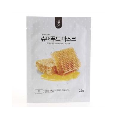 No:hj no: hj - Super Food Mask Pack Honey 1pc 25g