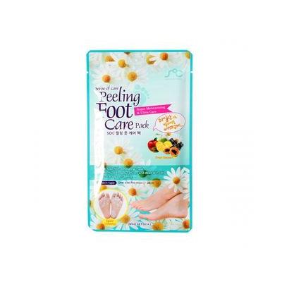 Rainbow Beauty - SOC Peeling Foot Care Pack (1pair) 1 pair