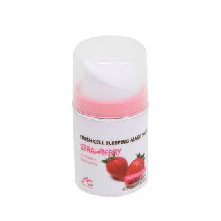 Rainbow Beauty - SOC Fresh Cell Sleeping Mask Pack (Strawberry) 50ml 50ml