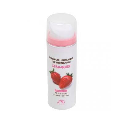 Rainbow Beauty - SOC Fresh Cell Pure Melt Cleansing Gum (Strawberry) 150ml 150ml