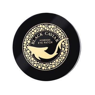 esfolio - Black Caviar Hydrogel Eye Patch 60pcs 60pcs (30 pairs)
