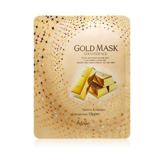 esfolio - Gold Essence Mask 10pcs 25ml x 10pcs