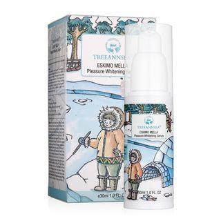 TREEANNSEA - Eskimomella Pleasure Whitening Serum 30ml 30ml