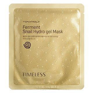 Tony Moly - Timeless Ferment Snail Hydro Gel Mask 5 sheets