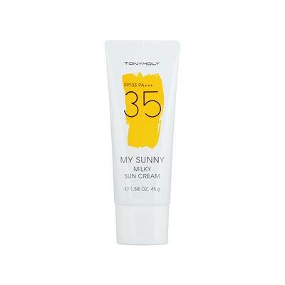 Tony Moly - My Sunny Milky Sun Cream SPF35 PA+++ 45g 45g